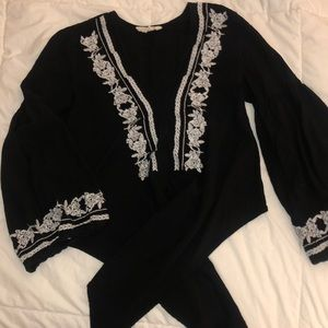Boutique Bo-Ho Long Sleeved Shirt